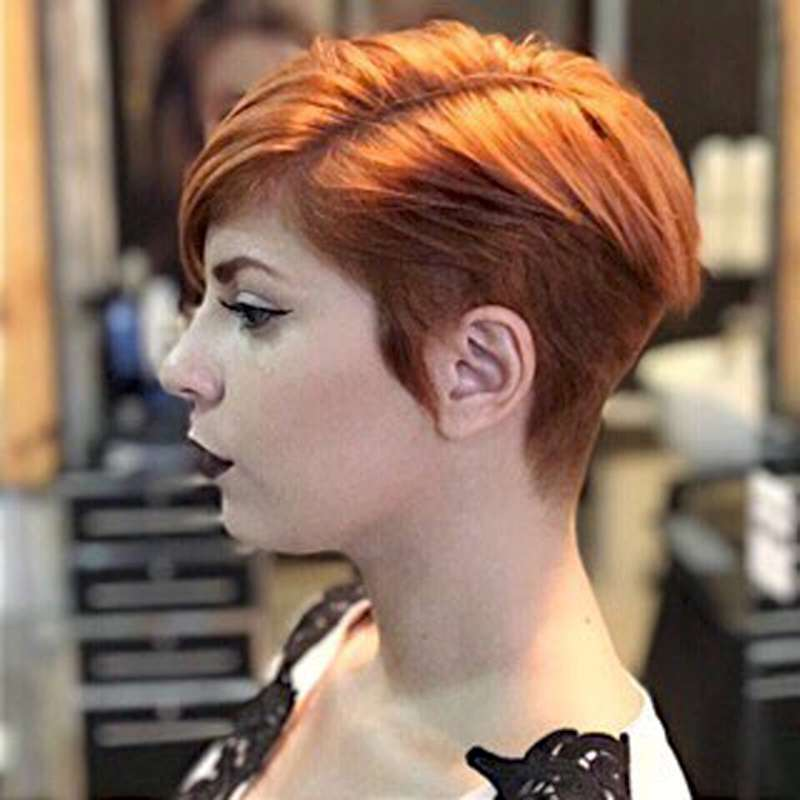 Stefanny Crespo Short Hairstyles - 2