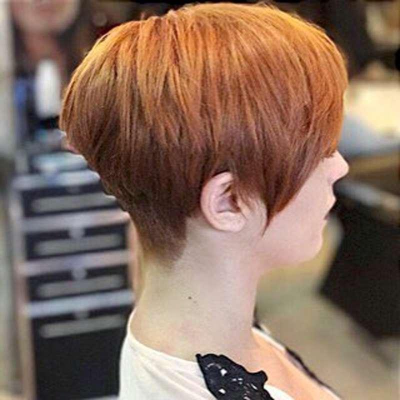 Stefanny Crespo Short Hairstyles - 3
