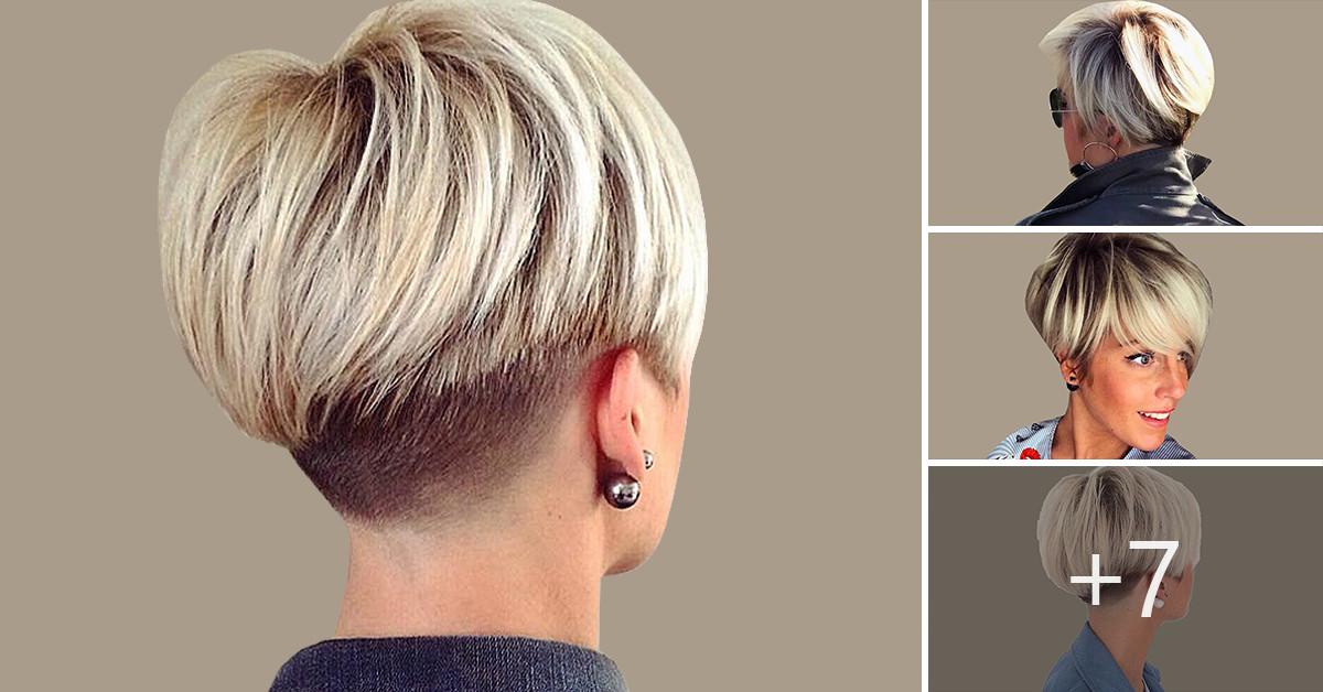 Lavieduneblondie Short Hairstyles Fashion And Women