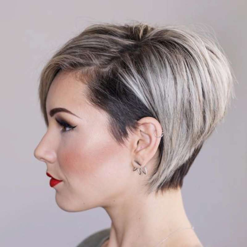 Short Hairstyle 2018 138 Fashion And Women