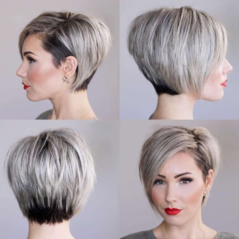 Short Hairstyle 2018 142 Fashion And Women