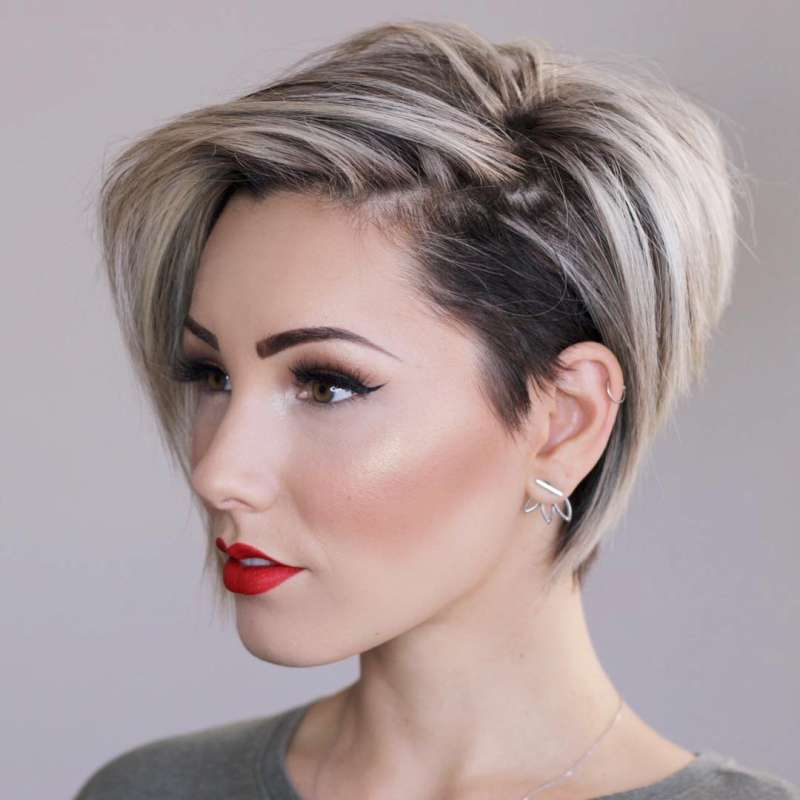 Short Hairstyle 2018 143 Fashion And Women