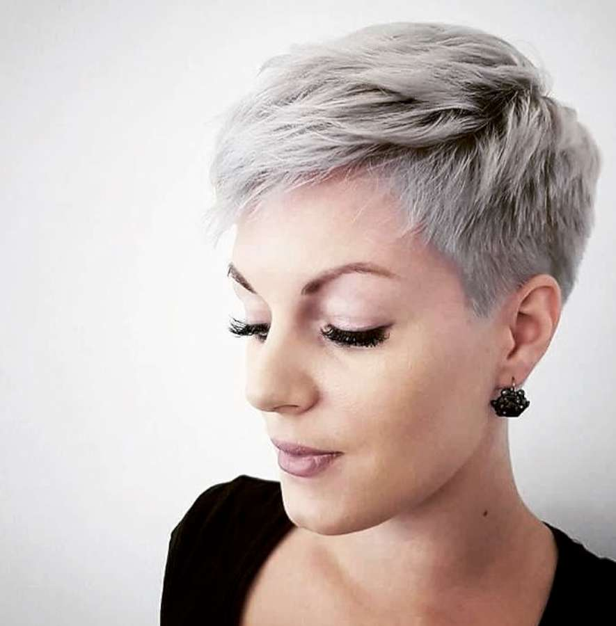 Short Hairstyle 2018 150 Fashion And Women