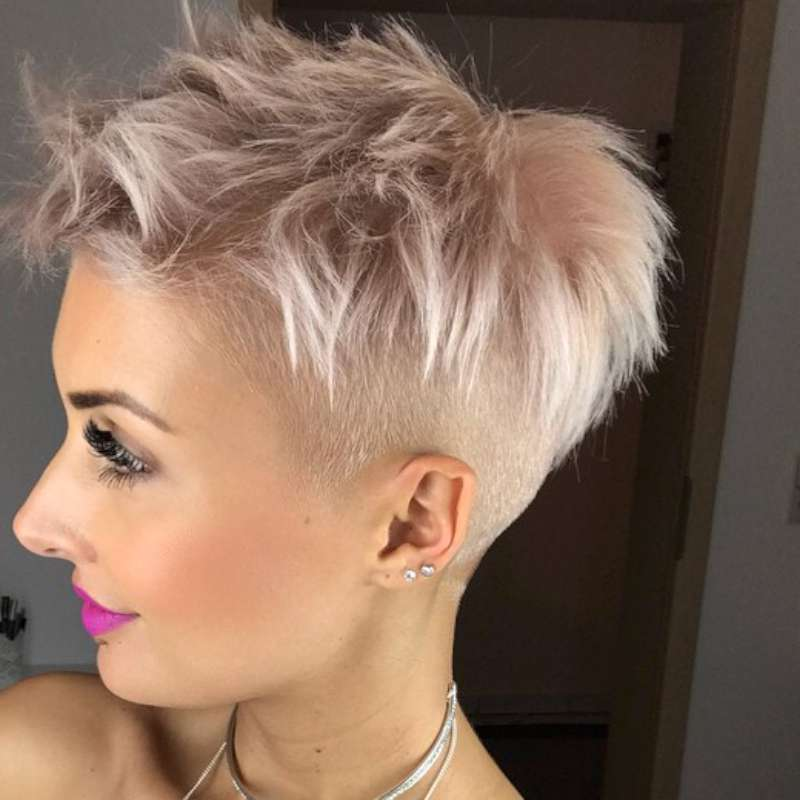Short Hairstyle 2018 164 Fashion And Women