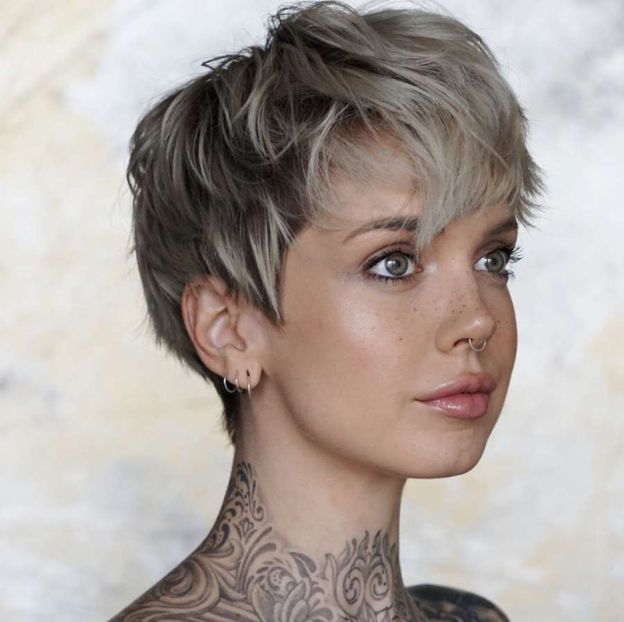 Short Hairstyle 2018 u2013 191 | Fashion and Women