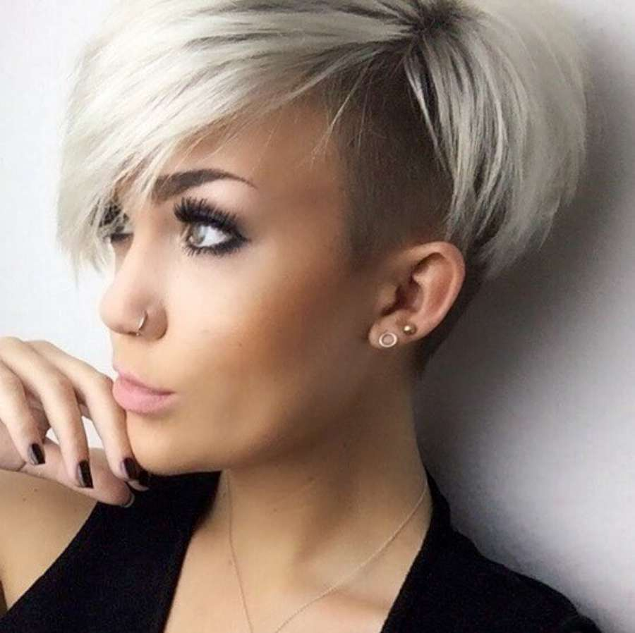Short Hairstyle 2018 52 Fashion And Women