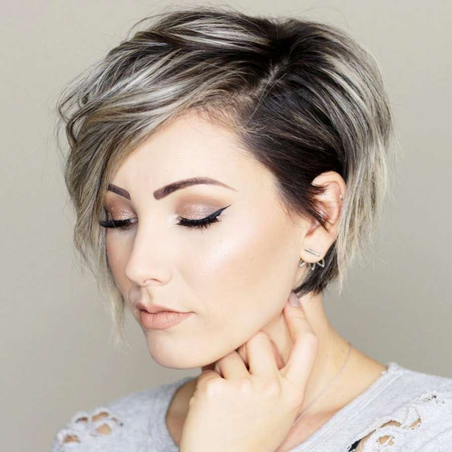 Short Hairstyle 2018 – 68