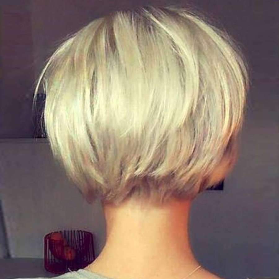Short Hairstyle 2018 74