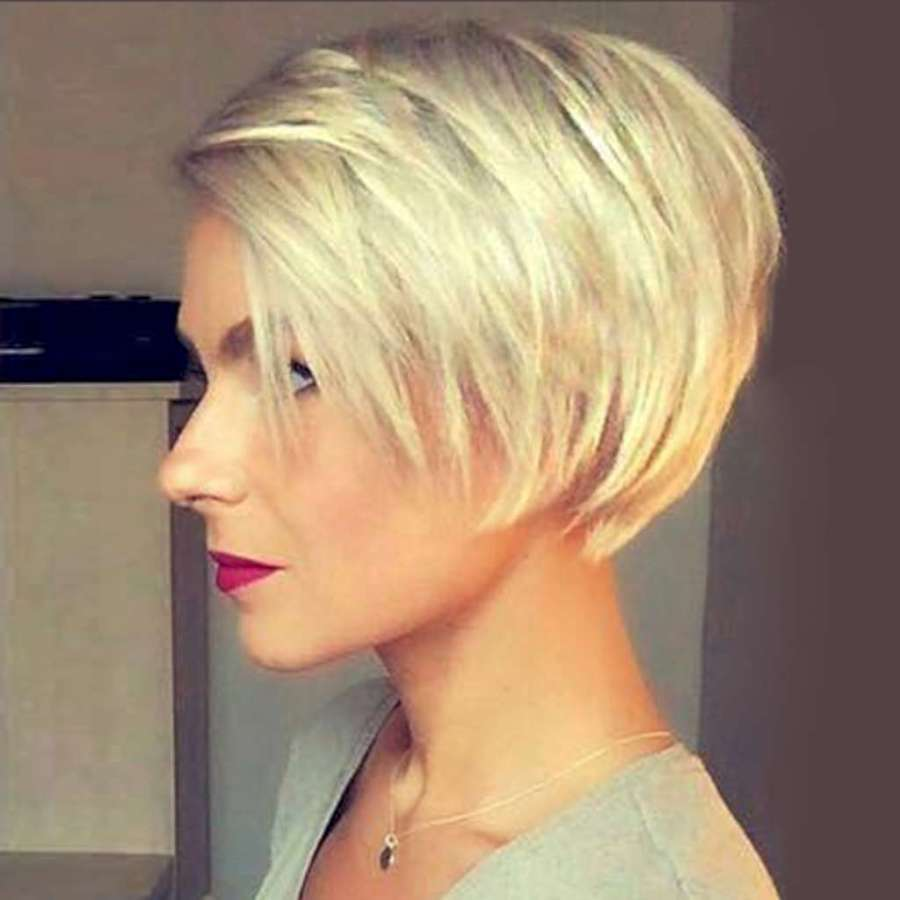 Short Hairstyles 2017 2018: Short Hairstyle 2018 €� 75