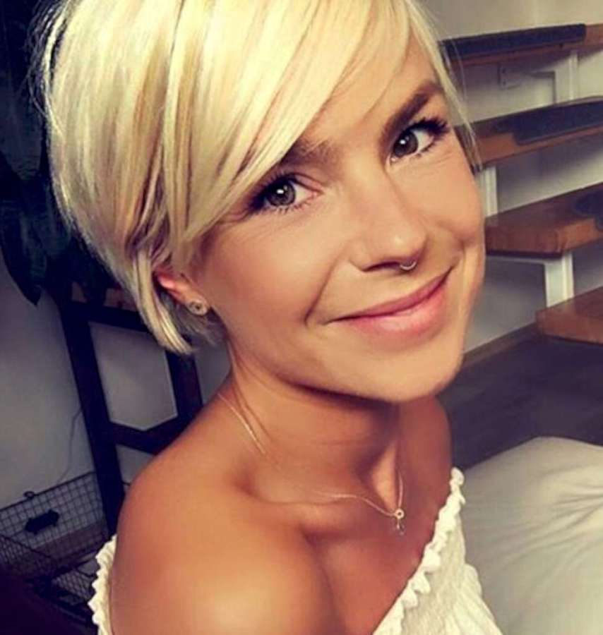 Short Hairstyles 2017 2018: Short Hairstyle 2018 €� 78