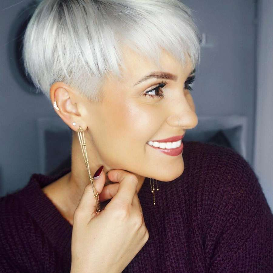 Short Hairstyle 2018 92 Fashion And Women