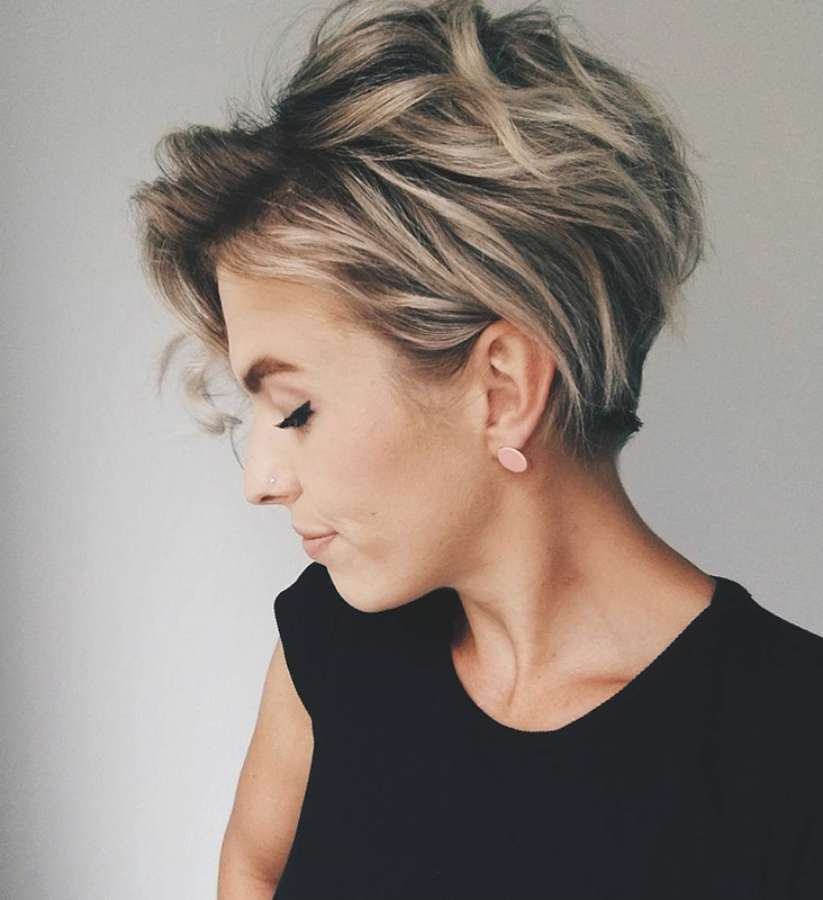 Short Hairstyle 2018 14 Fashion And Women