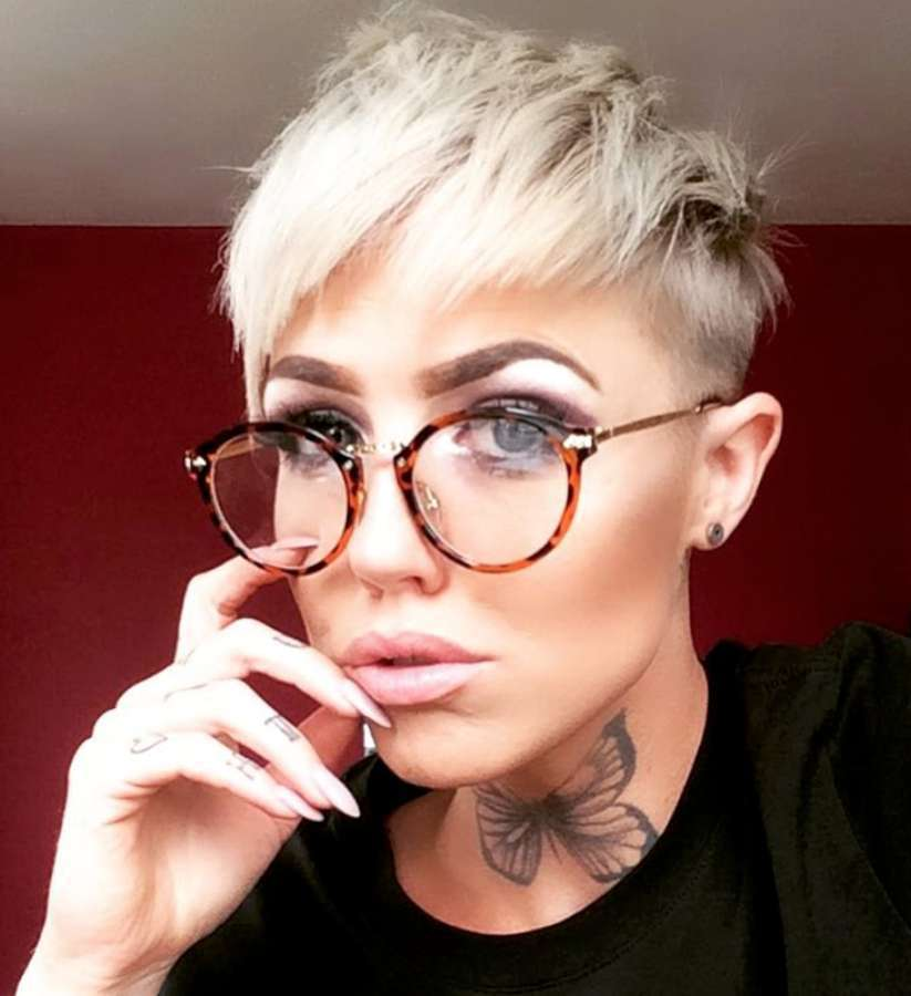Short Hairstyle 2018 - 23