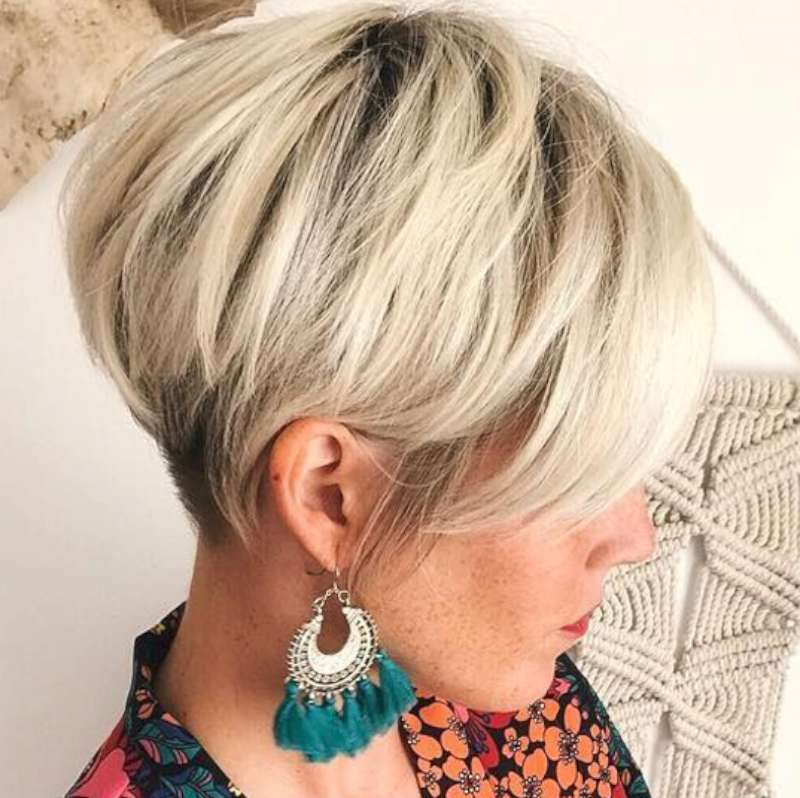 2018 Short Hairstyles 10 Fashion And Women