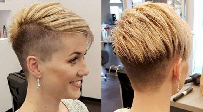 Alina Short Hairstyles