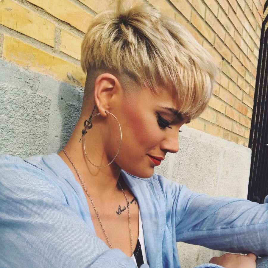 Sandra Short Hairstyles - 1