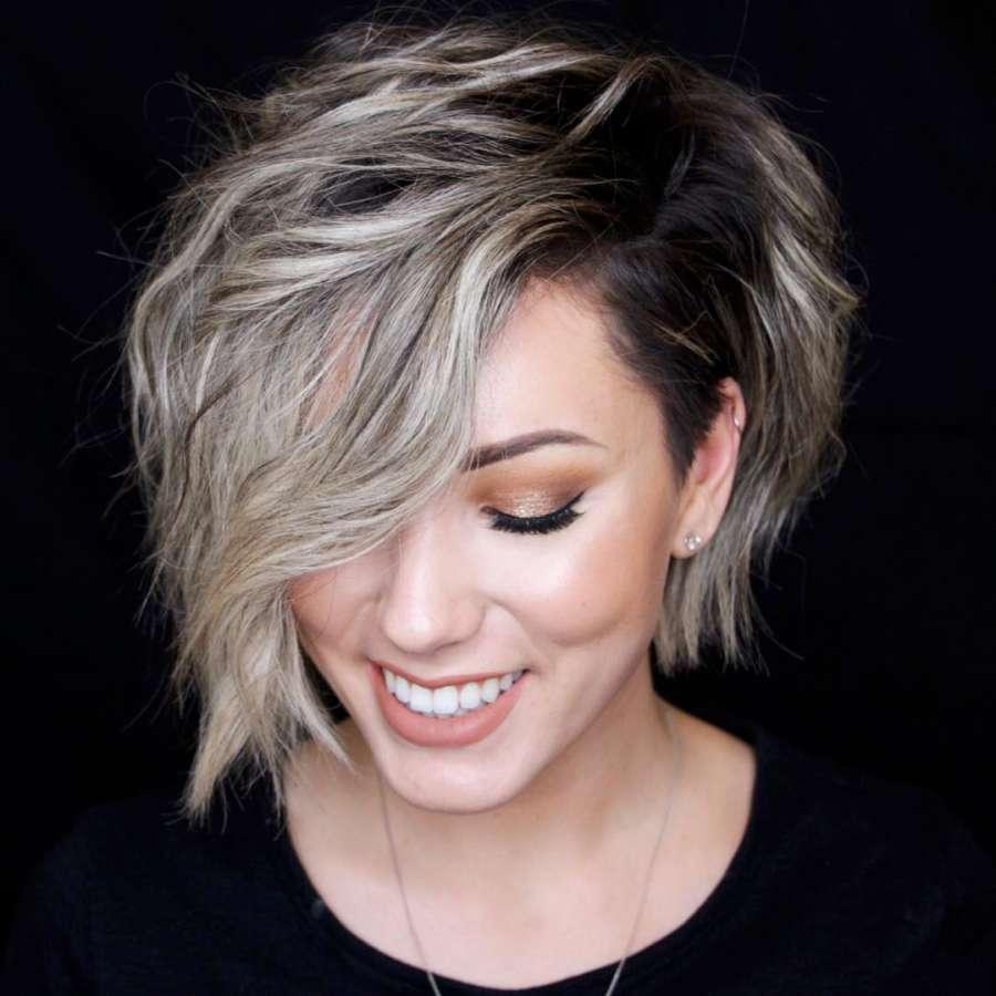 Hairstyle Womens: Short Hairstyles Chloe Brown - 7