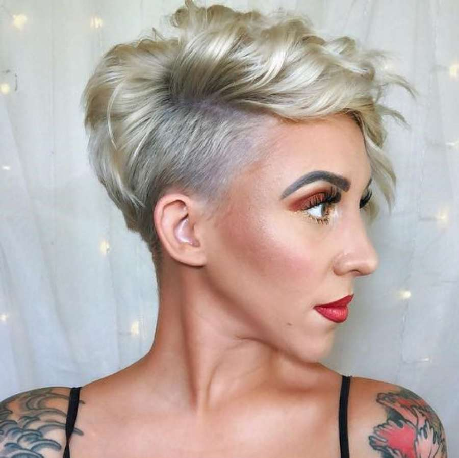 Hannah Rivera Short Hairstyles - 2