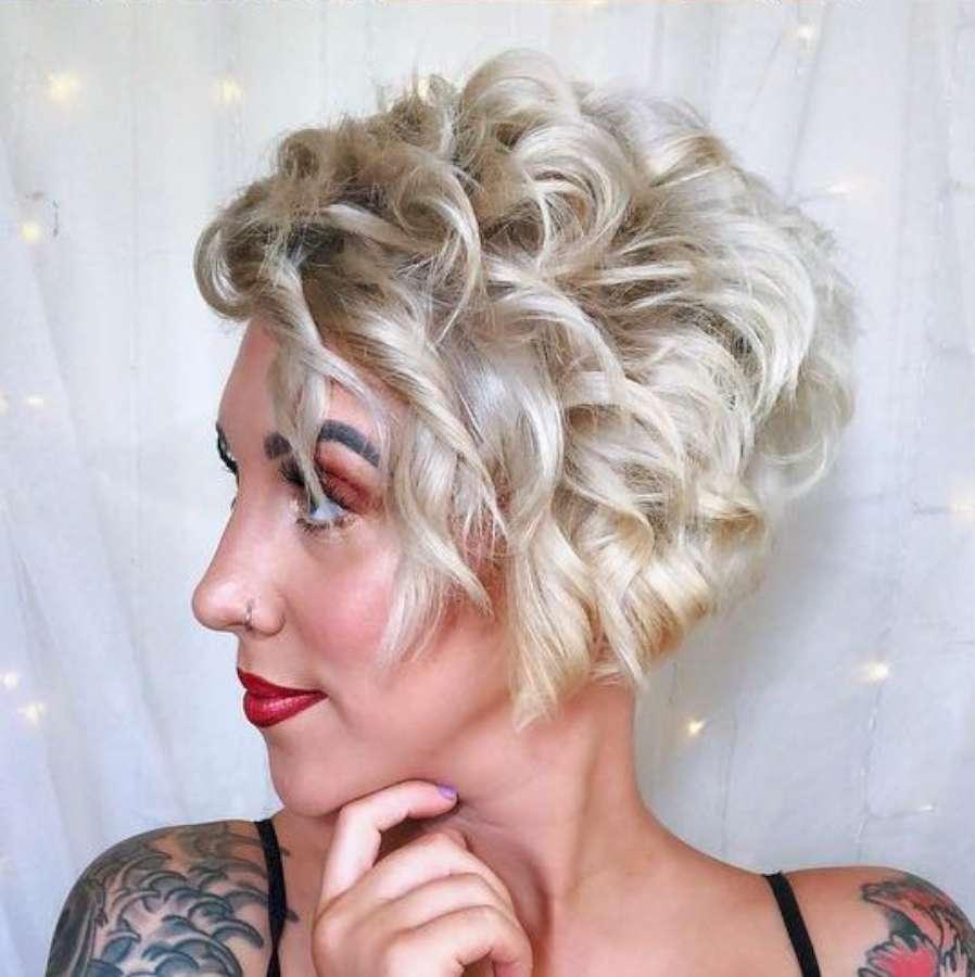 Hannah Rivera Short Hairstyles - 3