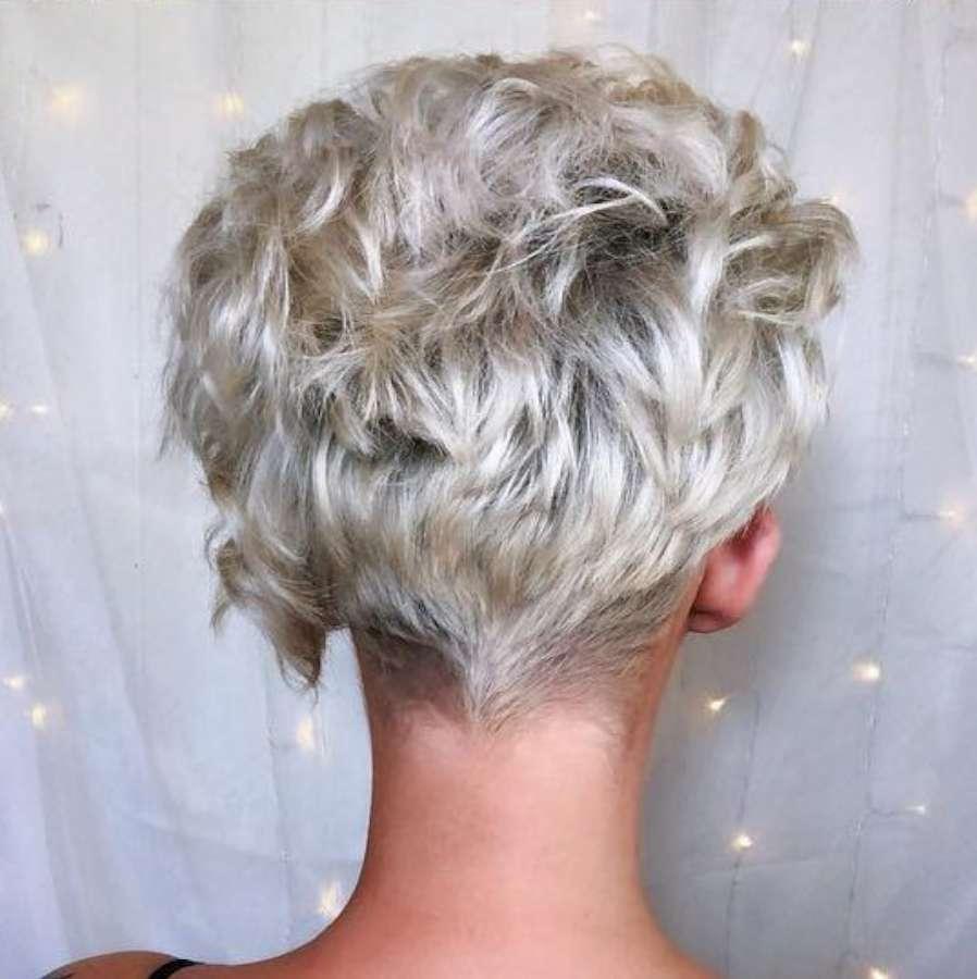Hannah Rivera Short Hairstyles - 4