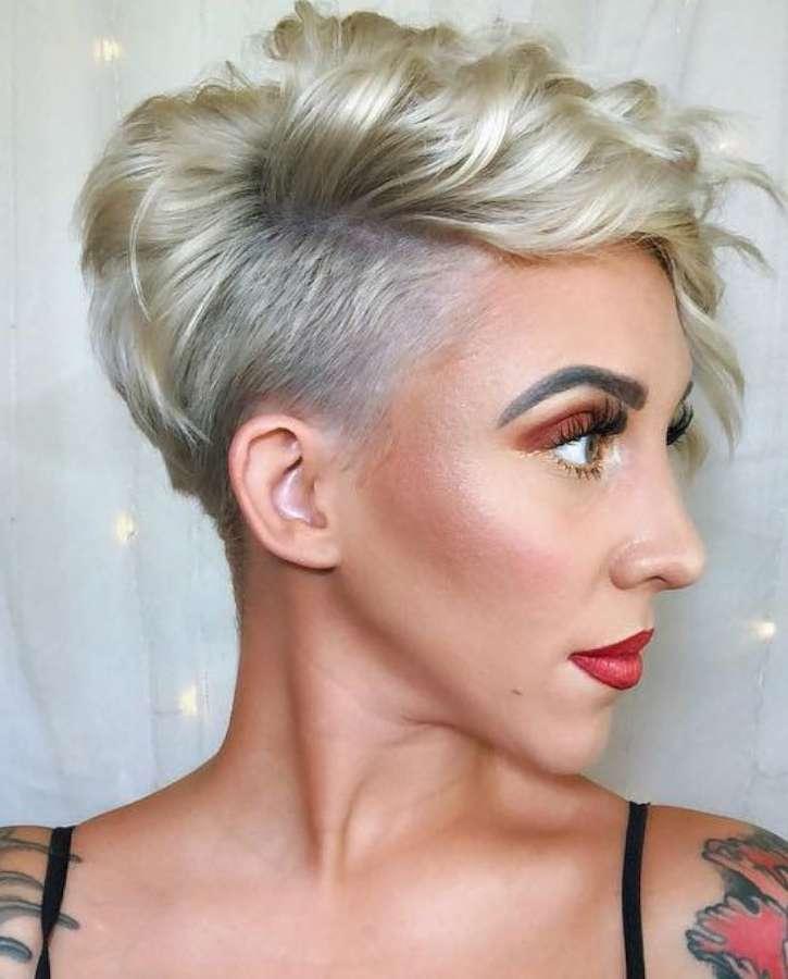 Hannah Rivera Short Hairstyles - 9