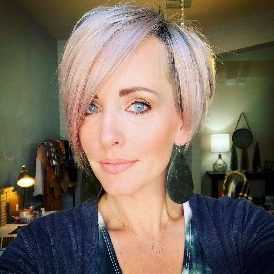 Haley Young Short Hairstyles - 12  Fashion and Women