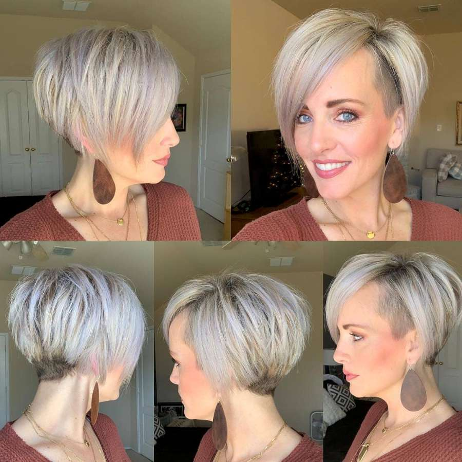 Haley Young Short Hairstyles 9 Fashion And Women