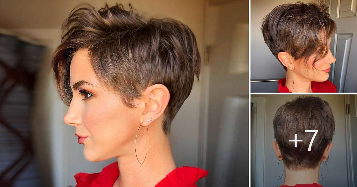2019 Short Hairstyles Fashion And Women