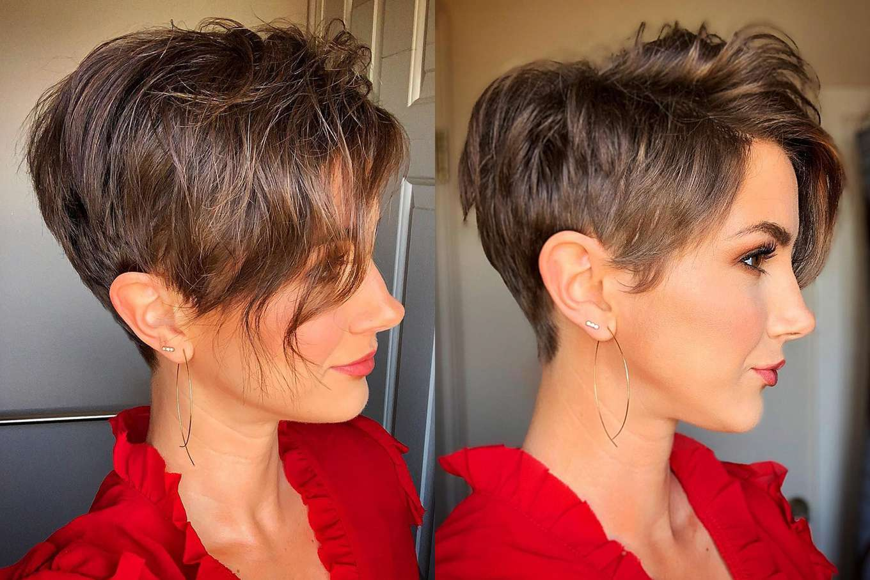 Trendy Hairstyles 2019: 2019 Short Hairstyles